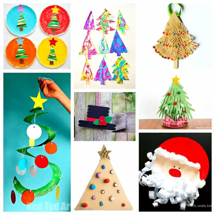 Christmas Crafts For Kids.15 Of The Newest And Coolest Christmas Crafts For Kids
