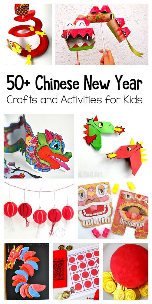 50 Chinese New Year Crafts And Activities For Kids Buggy And Buddy