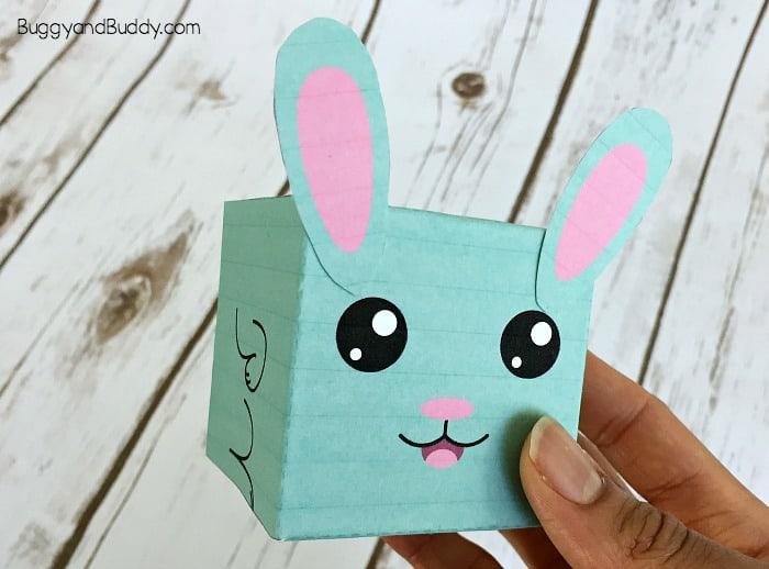 glue on your bunny ears