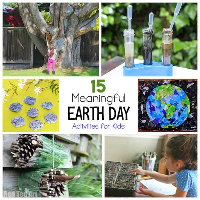 15 Meaningful and Hands-on Earth Day Activities for Kids