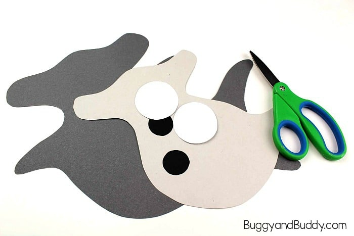 woven paper shark craft for kids buggy and buddy