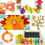 20+ Fun and Inspiring Fall Leaf Crafts for Kids